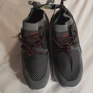 Nwt Athletic works sneakers youth 4